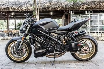 Ducati Streetfighter lên đồ chơi hàng hiệu của biker Sài Gòn