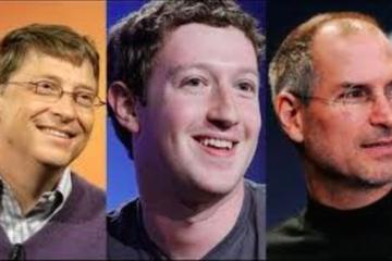 Lý giải 'mốt' bỏ học của các thiên tài công nghệ