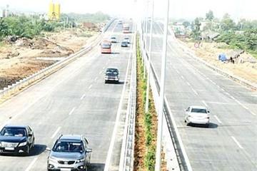 Thông xe kỹ thuật đoạn cao tốc An Phú-Vành đai 2