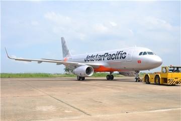 30,6% chuyến bay của Jetstar Pacific bị chậm
