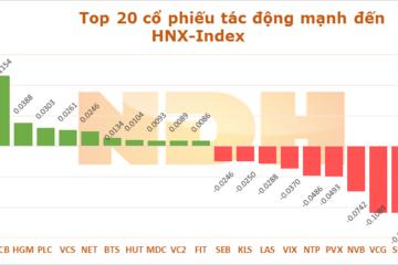 Ngày 12/1: GAS và BID hỗ trợ hơn 7 điểm giúp VN-Index duy trì đà tăng