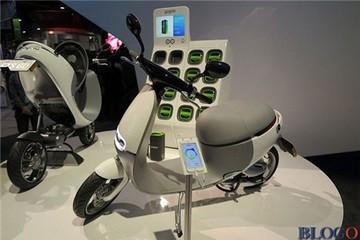 Gogoro Smartscooter - Xe máy điện của hai cựu giám đốc HTC