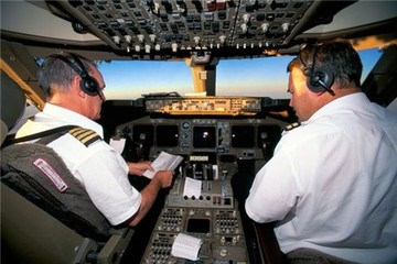 Máy bay dừng giữa trời: Ác mộng của phi công