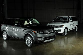 Land Rover Range Rover thêm động cơ diesel