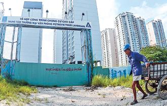 SaigonLand: Giải cứu Địa ốc Dầu khí