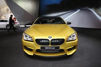BMW 6-Series cập nhật cho năm 2015