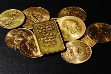Vàng tăng lên 1.264 USD/ounce, mức cao nhất trong 4 tháng