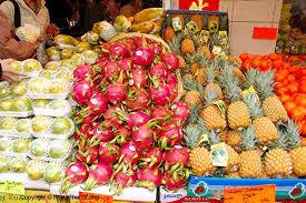 Hoa quả Việt dồn dập xuất khẩu