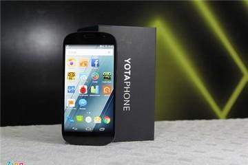 'iPhone nước Nga' 2 màn hình về VN giá 19 triệu đồng
