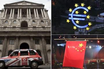 Thế giới tuần 19-23/1: Theo dõi ECB họp và báo cáo GDP của Trung Quốc