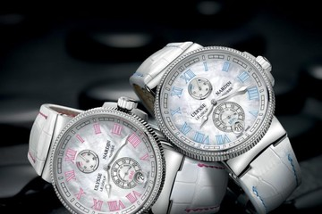 Đồng hồ Ulysse Nardin Marine Chronometer Manufacture Ladies cực sang cho phái đẹp