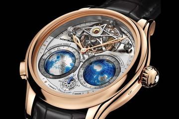 Đồng hồ Montblanc ra mắt siêu phẩm mới tại SIHH 2015