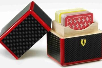 Ferrari ra mắt bộ sưu tập thời trang Xuân/Hè 2015