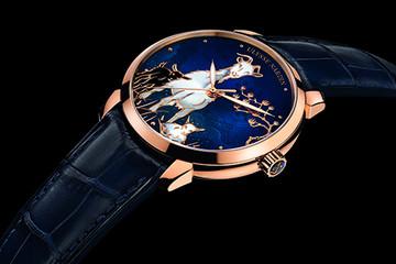 Classico Goat - Kiệt tác đón năm Ất Mùi của đồng hồ Ulysse Nardin