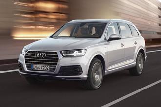 Audi Q8 sẽ ra mắt năm 2020