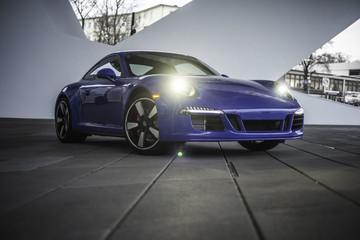 Porsche 911 GTS Club Coupe phiên bản giới hạn chỉ bán tại Mỹ