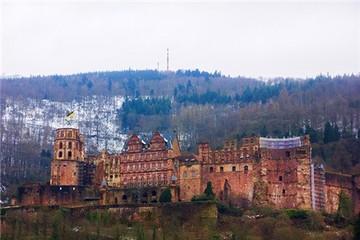 Heidelberg, thành cổ thơ mộng bậc nhất của nước Đức