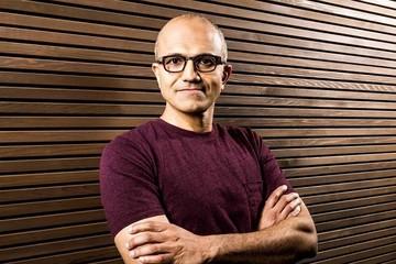 Satya Nadella: CEO 'không phải dạng vừa' của Microsoft