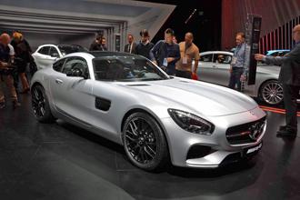 Mercedes-AMG công bố giá siêu xe GT S 2016