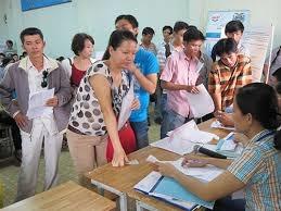Số người đăng ký hưởng trợ cấp thất nghiệp giảm