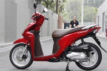 Top 10 xe máy bán chạy nhất Việt Nam 2014 - Phần 2