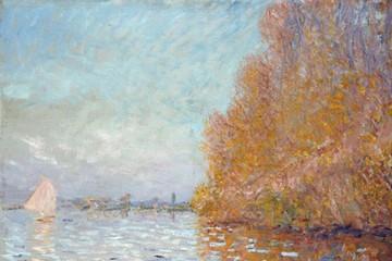 Bức họa bị vỡ trị giá 12 triệu USD của Claude Monet được phục chế như thế nào?