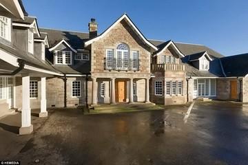 Ngôi nhà đắt giá nhất Scotland - Xây 324 tỷ đồng, bán... 110 tỷ đồng