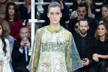 Christian Dior Spring 2015 Couture - Đột phá mới về phong cách