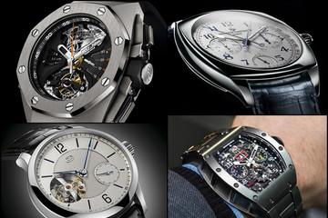 5 mẫu đồng hồ nam đáng chú ý nhất tại SIHH 2015