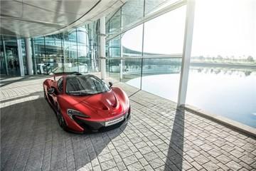 Siêu xe McLaren P1 triệu USD màu độc