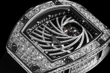 Choáng với kiệt tác RM51-02 Tourbillon Diamond Twister của Richard Mille