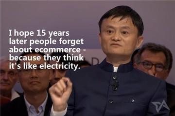 Những câu nói kinh điển của Jack Ma đầu năm 2015: 'Tôi điên rồ, nhưng không ngu ngốc'
