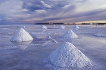 Sản xuất và nhập khẩu muối đều giảm mạnh trong tháng 1