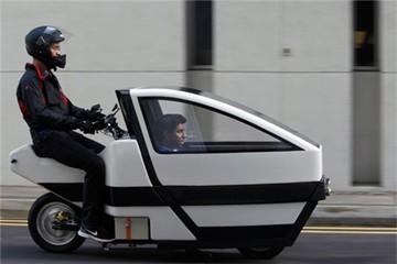 Tum Voi - scooter điện đa dụng