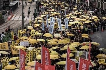 Biểu tình đòi dân chủ lại nổ ra tại Hong Kong