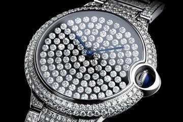 Cartier ra mắt đồng hồ Serti Vibrant sang trọng giá hơn 5,3 tỷ đồng