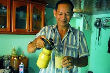 Tự làm chế phẩm tạo trầm hương, nông dân có tài sản chục tỷ