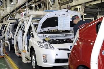 Toyota nâng dự đoán lợi nhuận tài khóa 2014 lên 18 tỷ USD