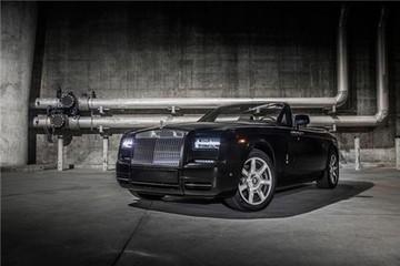 Chỉ có 9 chiếc Rolls-Royce Phantom