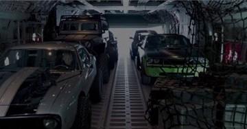 Điểm danh loạt xế khủng trong phim Fast and Furious 7