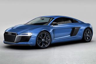 Audi R8 mới sẽ là ngôi sao tại Geneva 2015