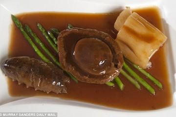Nhà hàng Trung Hoa phục vụ bữa ăn đắt giá nhất nước Anh