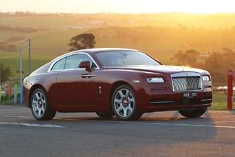 Rolls-Royce : Mercedes-Maybach