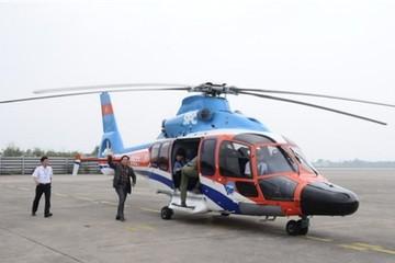 Mở tour bay quanh Đà Nẵng bằng trực thăng cao cấp