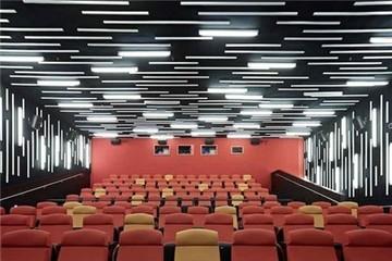 """5 rạp chiếu phim có thiết kế """"độc nhất vô nhị"""" trên thế giới."""