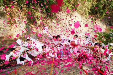 Các nước châu Á đón Valentine như thế nào?
