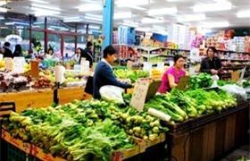 Hà Nội: CPI tháng 2 giảm 0,07%