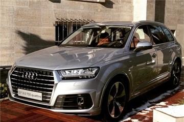 Audi Q7 thế hệ mới lộ diện ở Berlin