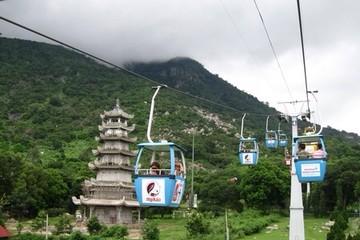 Đưa tuyến cáp treo Núi Cấm ở An Giang vào hoạt động