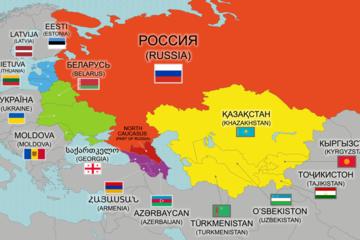 Các nước thuộc Liên Xô cũ đang gặp nhiều rủi ro tài chính do nội tệ mất giá